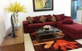 Cho thuê căn hộ chung cư Golden west lake - Hồ Tây, 117m, 2 ngủ, đủ đồ, 23 triệu/ tháng