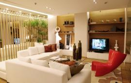Cho thuê căn hộ chung cư Indochina, 95m2, 2 PN, đầy đủ nội thất đẹp và sang trọng, 25tr/th.
