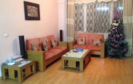 Cho thuê căn hộ chung cư 17T- Hoàng Đạo Thúy, 153m2, 3PN, đủ đồ, chỉ 16tr/th