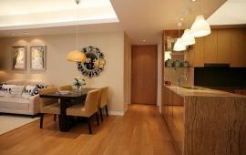 Cho thuê căn hộ chung cư Indochina Plaza, tháp Tây, 97m2, 2 phòng ngủ, đủ đồ, 22 triệu/tháng