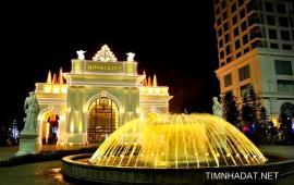 Cho thuê căn hộ chung cư cao cấp Royal City 72 Nguyễn trãi