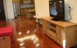 Cho thuê căn hộ chung cư cao cấp Richland Southern căn góc, 3PN full nội thất cao cấp - có ảnh