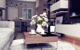 Indochina Plaza, căn hộ 3 phòng ngủ nội thất đẹp cho thuê