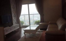 Cho thuê căn hộ chung cư Keangnam Phạm Hùng, tòa A, DT 156m2, 03 phòng ngủ, đủ nội thất sang trọng