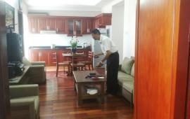 Cho thuê căn hộ Khu đô thị Resco Phạm Văn Đồng, 2 ngủ, đầy đủ nội thất, 8tr/thg. Lh Mr Dũng 0968530203.
