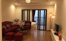 Cho thuê căn hộ chung cư Royal city – R6, 50m, 1 ngủ, đủ đồ, 13,5 triệu/ tháng