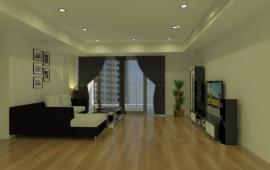 Chính chủ cho thuê căn hộ chung cư 57 Láng Hạ, DT: 198m2, 4 phòng ngủ, sổ đỏ chính chủ