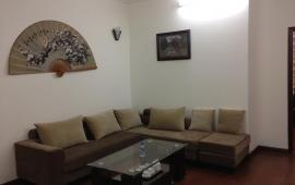 Cho thuê tầng 6 chung cư 71 Nguyễn Chí Thanh 100m, 2 phòng ngủ, 2 WC, đầy đủ nội thất