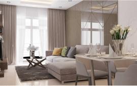 Căn hộ chung cư Indochina Plaza tháp Tây tầng 10, 98m2, 2PN nội thất đẹp 25 triệu/th, 0985.024.383