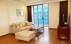 Cho thuê căn hộ chung cư Vinhomes, Nguyễn Chí Thanh, 2PN, đủ đồ, giá 22tr/th