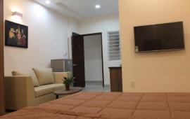 2 tầng nhà mặt phố Đội Cấn,Ba Đình,Hà Nội
