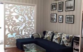 Chính chủ cho thuê căn hộ 60B Nguyễn Huy Tưởng, DT 75m2, 2PN, full nội thất, ban công Đông Nam