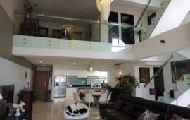 Cho thuê chung cư Hoàng Thành Tower 114 Mai Hắc Đế, căn Duplex 197m2 đủ nội thất cực đẹp