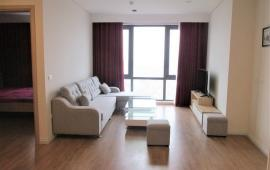 Cho thuê chung cư N05 Trần Duy Hưng, tầng 18, 162m2, đủ đồ, 15 triệu/tháng