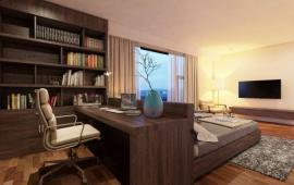 Cho thuê chung cư Mandarin Garden, 3 phòng ngủ, đủ đồ, tòa C, ban công Đông Nam