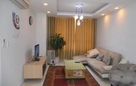 Cho thuê chung cư Phú Gia số 3 Nguyễn Huy Tưởng cạnh Hapulico 2 phòng ngủ đủ nội thất (sang trọng)