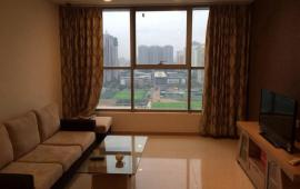 Cho thuê chung cư Ngoại Giao Đoàn, 3 phòng ngủ, nhà mới nhận