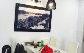 Cho thuê căn hộ cực đẹp tại tòa CT2B Nghĩa Đô, 73m2, 2PN, đồ cơ bản, 10tr/th. LH: 0918327240