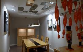 Chính chủ cho thuê căn hộ cao cấp Artex Building 172 Ngọc Khánh 130m2, 3PN đủ đồ, giá 15 tr/th