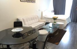 Tôi có căn hộ cho thuê tại The Lancaster Hà Nội, 54m2, 1 phòng ngủ, đủ đồ, giá 17 triệu/tháng