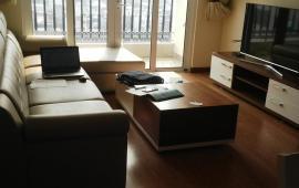 cho thuê căn hộ chung cư C37 Bộ Công An diện tích 83m2 thiết kế 2 ngủ, 2 vệ sinh,  đủ đồ, chỉ cần đem quần áo vào ở 11 triệu/tháng LH: 0978.585.005