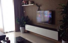 Tôi cần cho thuê căn hộ chung cư 671 Hoàng Hoa Thám, 91m2 2 phòng ngủ, đồ cơ bản mới, giá 12 tr/th