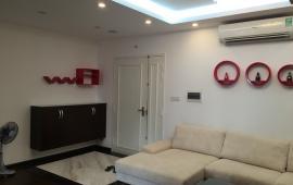 (0948 816 556) Cho thuê Căn hộ chung cư Fafilm 19 Nguyễn Trãi DT 95m2, 3 phòng ngủ đủ đồ giá 10tr/th.