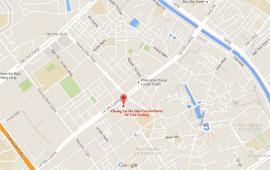 Cho thuê căn hộ chung cư Hà Nội Center Point, tầng 17, diện tích 84m2, 3PN, đồ cơ bản. 11tr/th