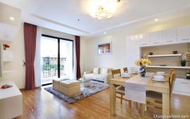 Cho thuê căn hộ Tràng An Complex, 3PN, 2vs, đồ cơ bản 0915074066
