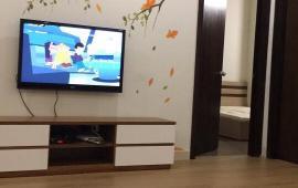 Cho thuê căn hộ chung cư FLC Complex Phạm Hùng 2 phòng ngủ, full nội thất xịn. Giá 12 triệu/th