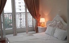 Cho thuê chung cư 57 Vũ Trọng Phụng 3 phòng ngủ không đồ, thoáng mát, hiện đại