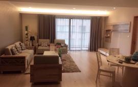 cho thuê căn hộ 112m2, chung cư 88 Láng Hạ, đủ đồ nhập khẩu, giá tốt