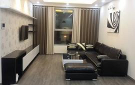 Cho thuê căn hộ chung cư Thăng Long number one, 143m, 3 ngủ, đủ đồ, 21 triệu/ tháng