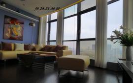Cho thuê căn hộ chung cư Eurowindow Multil Complex, 116m2, 3 PN, full nội thất, đang trống (có ảnh)