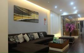 Cho thuê CHCC 101 Láng Hạ, DT 168m2, 3PN đã sắm đầy đủ đồ đẹp, nhà mới sơn sửa lại, giá 14tr/th