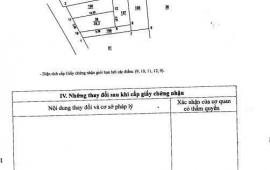 Cần bán đất thổ cư tổ 2 Phường Phú Đô 38,3m2 ô tô đỗ cửa:
