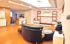 Cho thuê gấp CHCC cực đẹp tòa 101 Láng Hạ, 165m2, 3PN, full đồ, 16tr/th. LH: 0918327240.