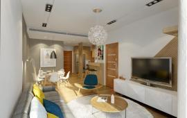 Cho thuê căn hộ chung cư VINHOME - Nguyễn Chí Thanh, diện tích 85.8m2, 2 ngủ đủ đồ giá 1400$/tháng. Call 0987.475.938