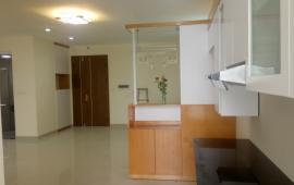 Cho thuê căn hộ chung cư Shapphire Place, số 4 Chính Kinh 104m2, thiết kế 3 phòng ngủ, đồ cơ bản