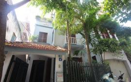 Nhà riêng cho thuê ở Đặng Thai Mai ngõ 35 dt 56m x 5T full đồ giá 15tr/th đồ mới, xịn