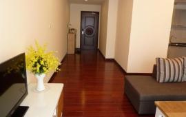 Cho thuê CHCC Five Star Graden, số 2 Kim Giang diện tích 85m2, 2 phòng ngủ, đủ đồ, giá 12tr/tháng
