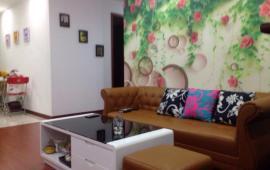 Cho thuê căn hộ chung cư 125 Hoàng Ngân, 90m2, 3PN, đủ nội thất đẹp, 14.5 tr/tháng