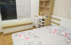 Cho thuê căn hộ chung cư Yên Hòa Thăng Long 99 Mạc Thái Tổ, 2 phòng ngủ đồ cơ bản. LH: 0915 651 569