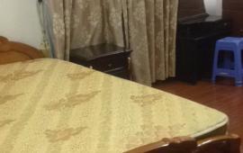 Cho thuê căn hộ chung cư 4F Vũ Phạm Hàm, 1 phòng ngủ đủ đồ. LH: 0915 651 569