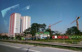 Cho thuê căn hộ 2 PN chung cư 885 Tam Trinh, Hà Nội