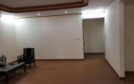 Cho thuê CHCC N05 Trần Duy Hưng, DT 155m2, căn góc 29T1, 3PN, đồ cơ bản, BC hướng mát, giá 15 tr/th