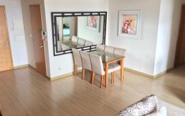 Cho thuê căn hộ chung cư Tràng An Complex diện tích 122m2 thiết kế 3 PN, full đồ, giá 15 tr/th