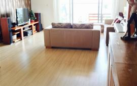 Cho thuê căn hộ chung cư Tràng An Complex diện tích 126m2, thiết kế 3 phòng ngủ, full đồ