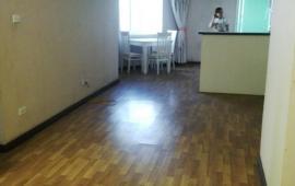 Cho thuê căn hộ chung cư Sakura, 47 Vũ Trọng Phụng diện tích 132m2, thiết kế 3PN, nội thất cơ bản