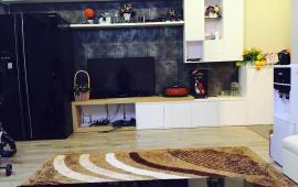 Cho thuê CHCC MIPEC 229 Tây Sơn diện tích 105m2 thiết kế 2 phòng ngủ, đầy đủ nội thất giá 13tr/th